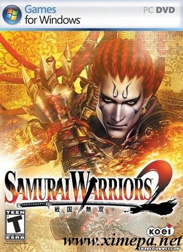 Скачать игру Samurai Warriors 2 торрент бесплатно