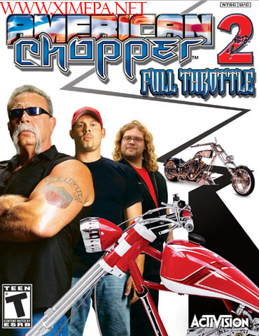 Скачать игру American Chopper 2: Full Throttle торрент