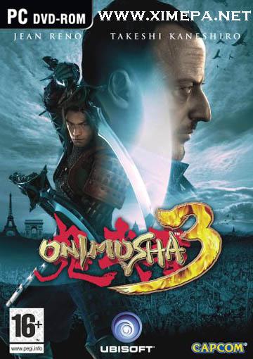 постер игры Onimusha 3: Demon Siege
