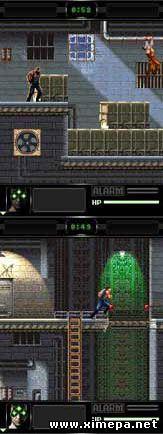 скриншоты java игры Splinter Cell: Двойной Агент