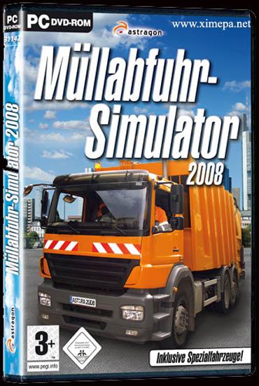 Скачать игру Müllabfuhr Simulator бесплатно торрент