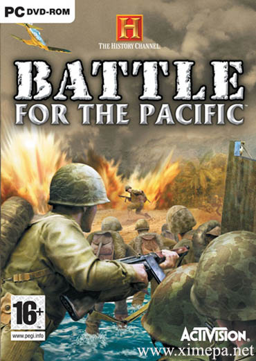 Скачать игру The History Channel: Battle for the Pacific торрент