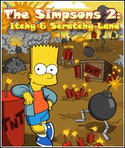 The Simpsons 2: Itchy & Scratchy Land