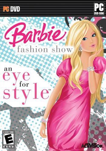 Скачать игру Barbie Fashion Show: Eye for Style торрент бесплатно