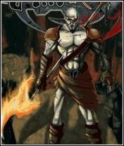 Темный Бог войны