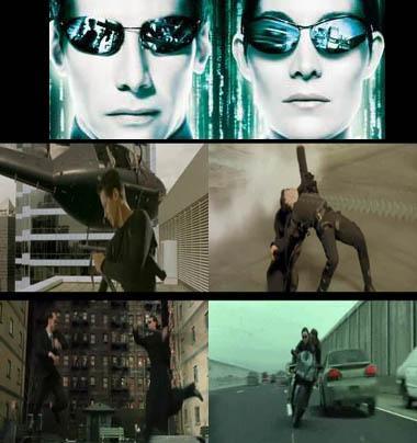 Смотреть клип Matrix 3 онлайн