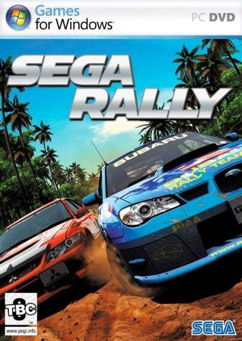 Скачать игру Sega Rally REVO торрент бесплатно