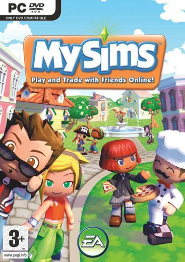 скачать на компьютер игру my sims