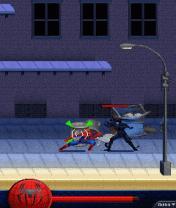 Скачать java игру Spider Man 3 бесплатно