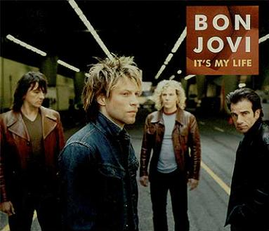 Смотреть клип Bon Jovi - It's My Life онлайн