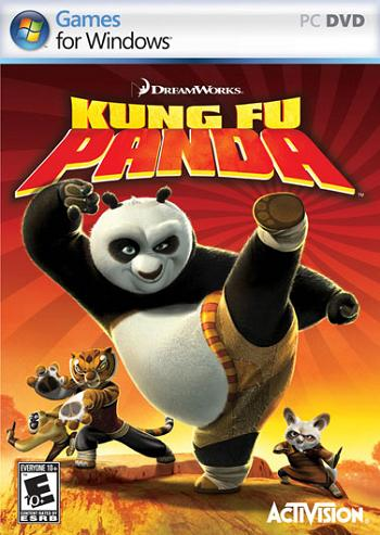 Кунг фу панда игру скачать торрент