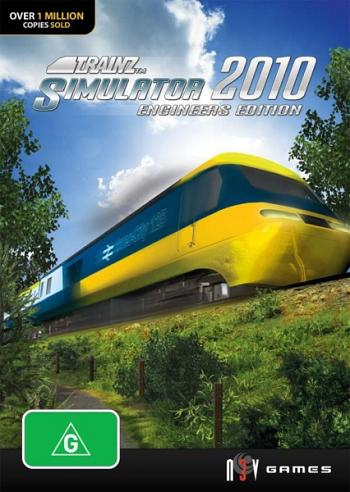 Trainz Railroad Simulator 2009 Торрент