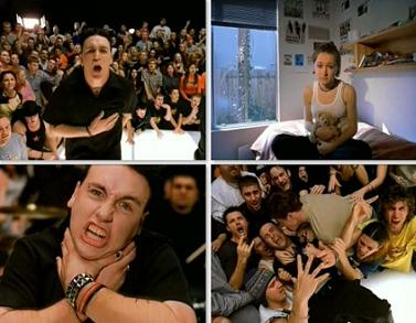 "Смотреть клип Papa Roach - ""Last Resort"" онлайн"