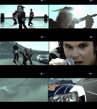 "Смотреть клип The Rasmus - ""First day of my life"" онлайн"