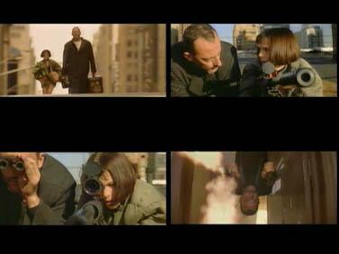 """Смотреть клип Sting - """"Leon Killer"""" онлайн"""