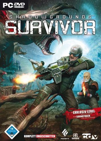 Скачать игру Shadowgrounds Survivor бесплатно торрент