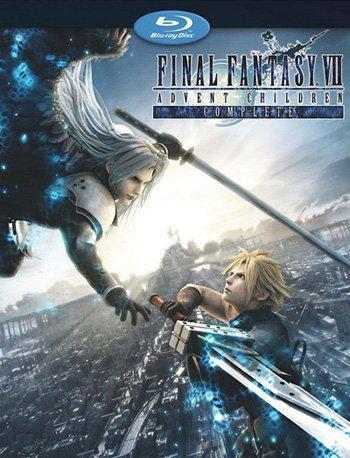 Скачать киноискусство \ Последняя Фантазия VII - Дети Пришествия (Режиссерская версия) / Final Fantasy VII Advent Children Complete (2009) BDRip 020p