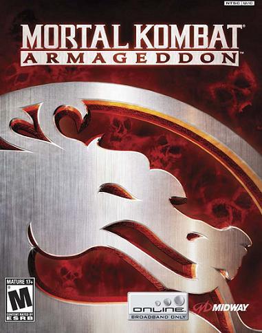 Скачать игру Mortal Kombat:  Armageddon бесплатно торрент