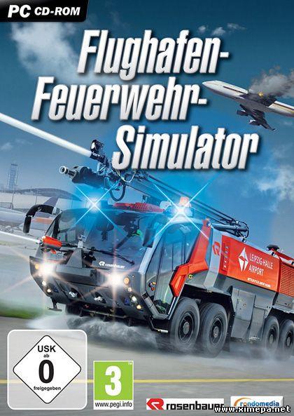 Скачать игру Flughafen Feuerwehr Simulator торрент
