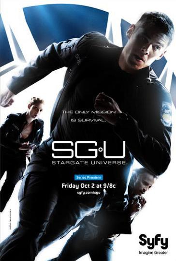 Звездные врата: Вселенная (SGU Stargate Universe) 2009 1 Сезон HDTVRip