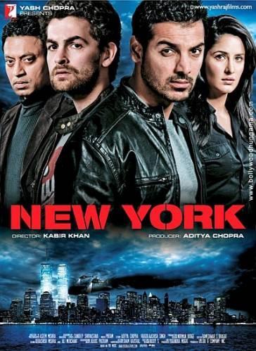 постер фильма Нью-Йорк (New York)