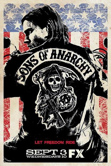 Дети Анархии (Sons of Anarchy) 2-й сезон