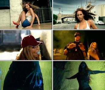 "Смотреть клип Beyonce feat Jay-z - ""Crazy in love"""