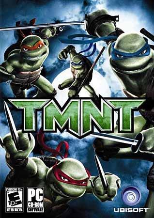 Скачать игру TMNT: Черепашки-Ниндзя бесплатно торрент