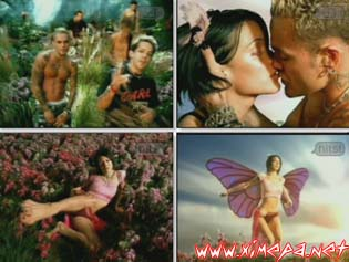 """Смотреть видеоклип Crazy Town - """"Butterfly"""""""