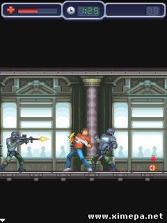 скриншот java игры Ультиматум Борна
