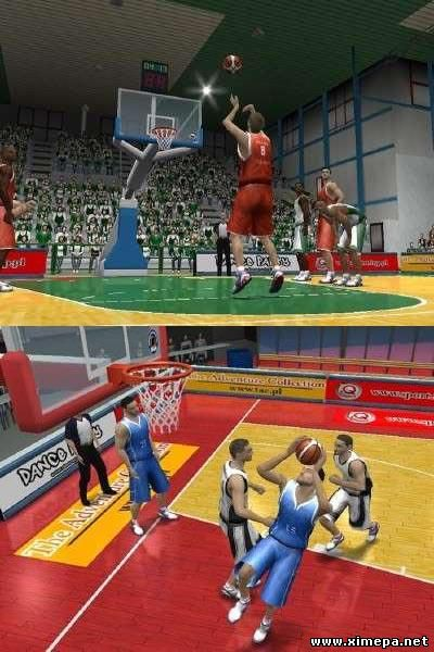 International Basketball Manager The Sims Club In Russia