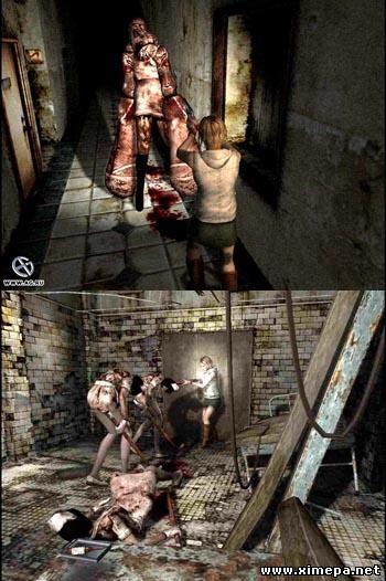 скриншоты игры Silent Hill 3