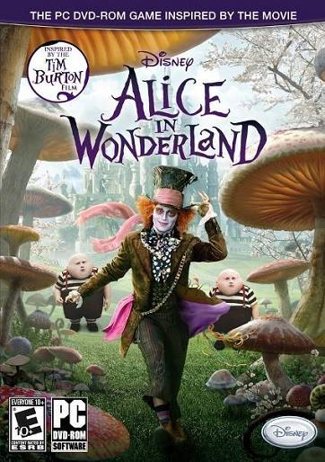 Скачать игру Алиса в стране чудес торрент