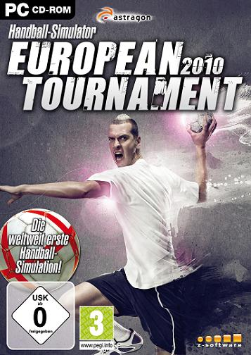 Скачать игру Handball Simulator 0010 European Tournament торрент