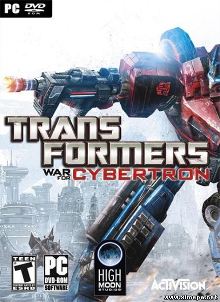 Скачать игру transformers online через торрент