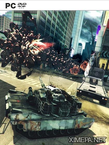 постер игры GEARGUNS - Tank offensive