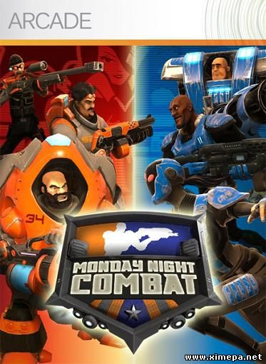 Скачать monday night combat торрент бесплатно на компьютер.