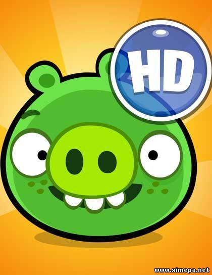 Скачать игру Bad Piggies бесплатно торрент