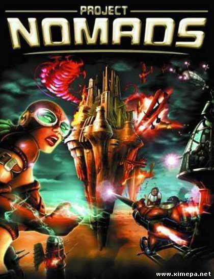 Скачать игру Project Nomads бесплатно торрент