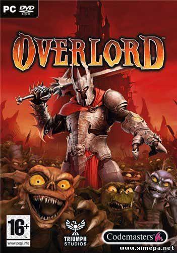 Скачать игру Overlord бесплатно торрент