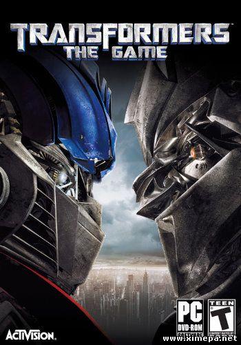 Скачать игру Transformers: The Game бесплатно торрент