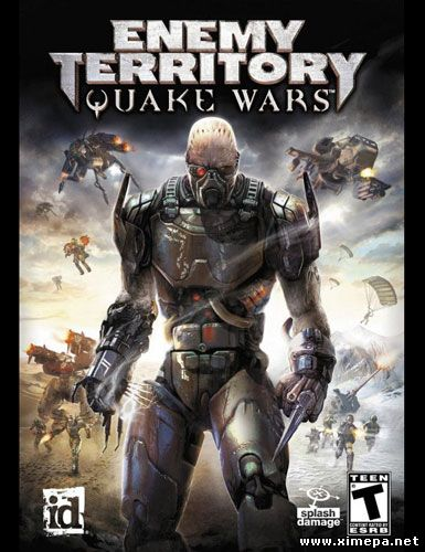 Скачать игру Enemy Territory: Quake Wars бесплатно торрент