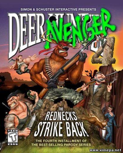 Скачать игру Deer Avenger 4: The Redneck Strikes Back бесплатно торрент