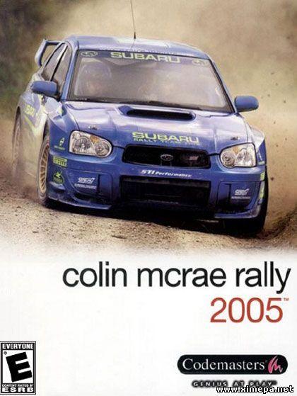 Скачать игру Colin McRae Rally 2005 бесплатно торрент