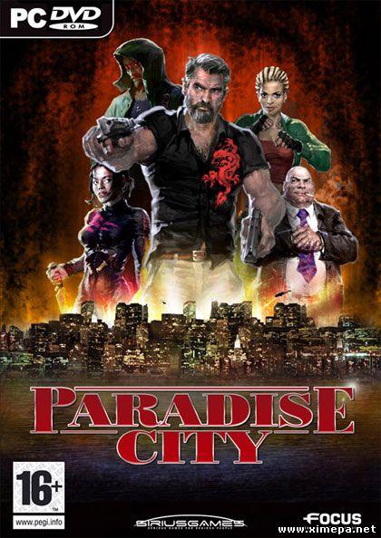 Скачать игру Escape from Paradise City бесплатно торрент