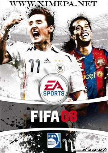 Скачать игру FIFA 08 бесплатно торрент