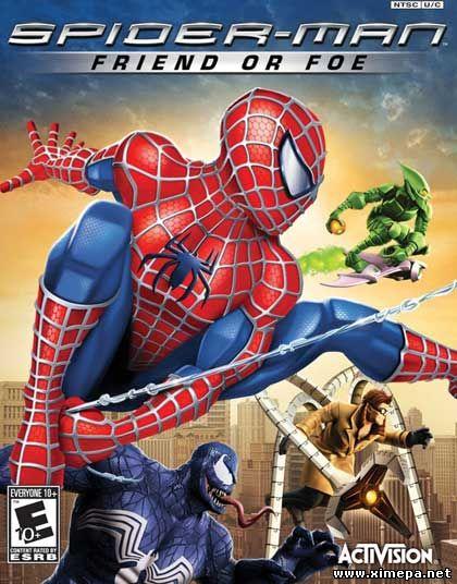 Игра человек паук и его враги звездные войны игры на пк от первого лица