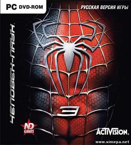 Скачать игру Spider-Man 3: The Game бесплатно торрент