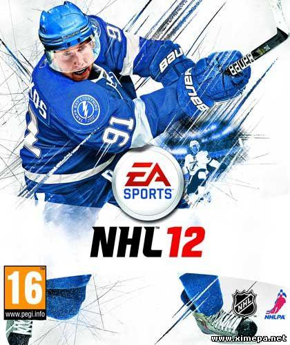 EA Sports NHL 12 Русские Субтитры RUS SUB PS3 Игра для консоли Sony.