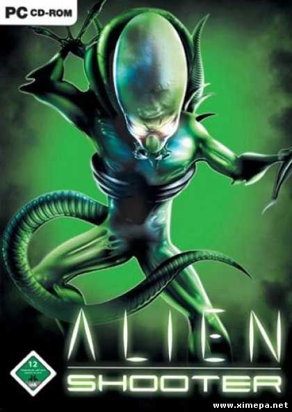 Скачать игру Alien Shooter: Начало Вторжения бесплатно торрент